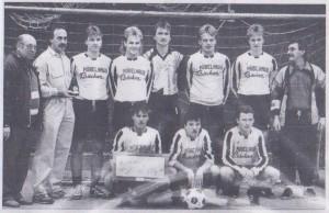 Das Stadtmeisterteam 1990 - VfB 08 Lünen